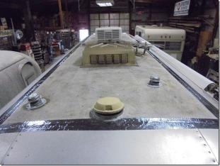 eternabond on roof complete