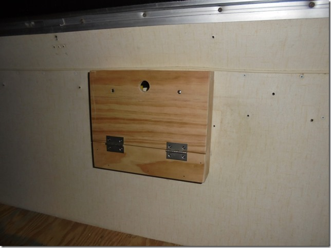 new fuse box custom cover thepewterpalace 1973 avion. Black Bedroom Furniture Sets. Home Design Ideas