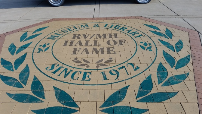 RV-MH Hall of Fame- 2017 Visit to Elkhart, Indiana, RV Travels with the Pewter Palace
