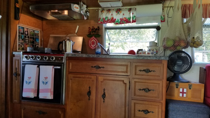Kitchen Tips…what we have learned so far living tiny!