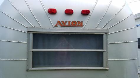 pre 73 avion nose front