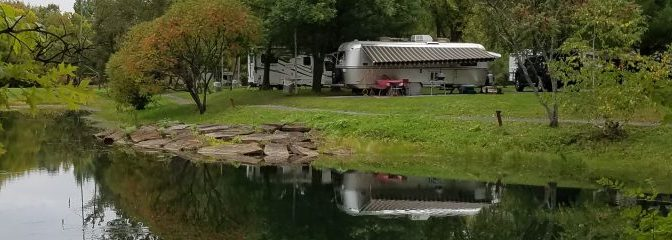 Campground Review:  Village at Turning Stone RV Park, Verona NY