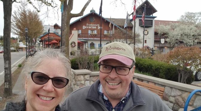 Spring- 2019 NY-OH-MI Trip, Part 1 (NY-to Frankenmuth MI)