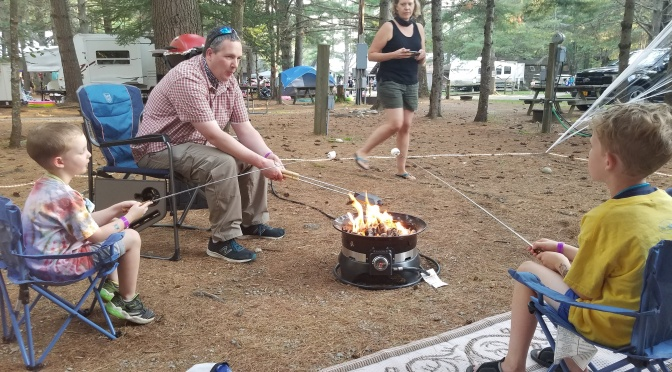 Adirondacks Jellystone Park- Campground Review