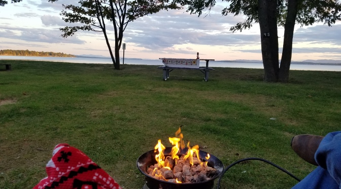 cumberland bay ny state campground- review